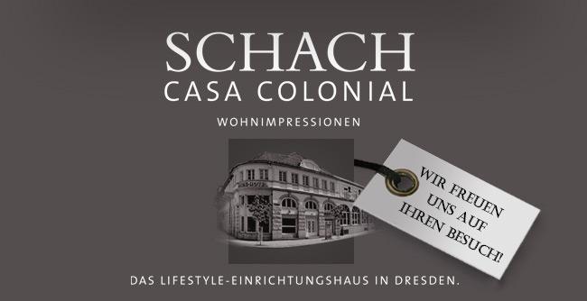 Schach Casa Colonial